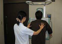 胸部Ⅹ線検査