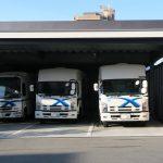 兵庫県予防医学協会の健診車両